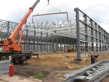 Перспективы применения металлических конструкций