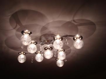 Правильное освещение помещения