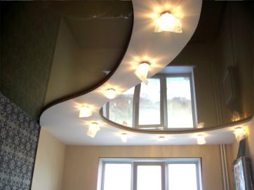 Натяжные потолки – высокое качество, прочность и выносливость