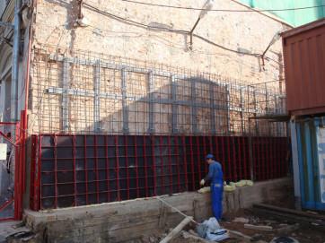 Усиление фундамент, укрепление дома