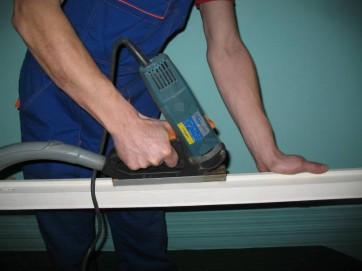 Особенности проведения ремонта деревянных окон
