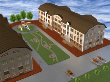 Преимущества малоэтажных строений