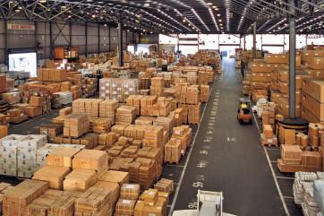 Аренда склада в Петербурге