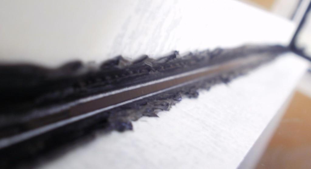 Механический способ удаления силикона